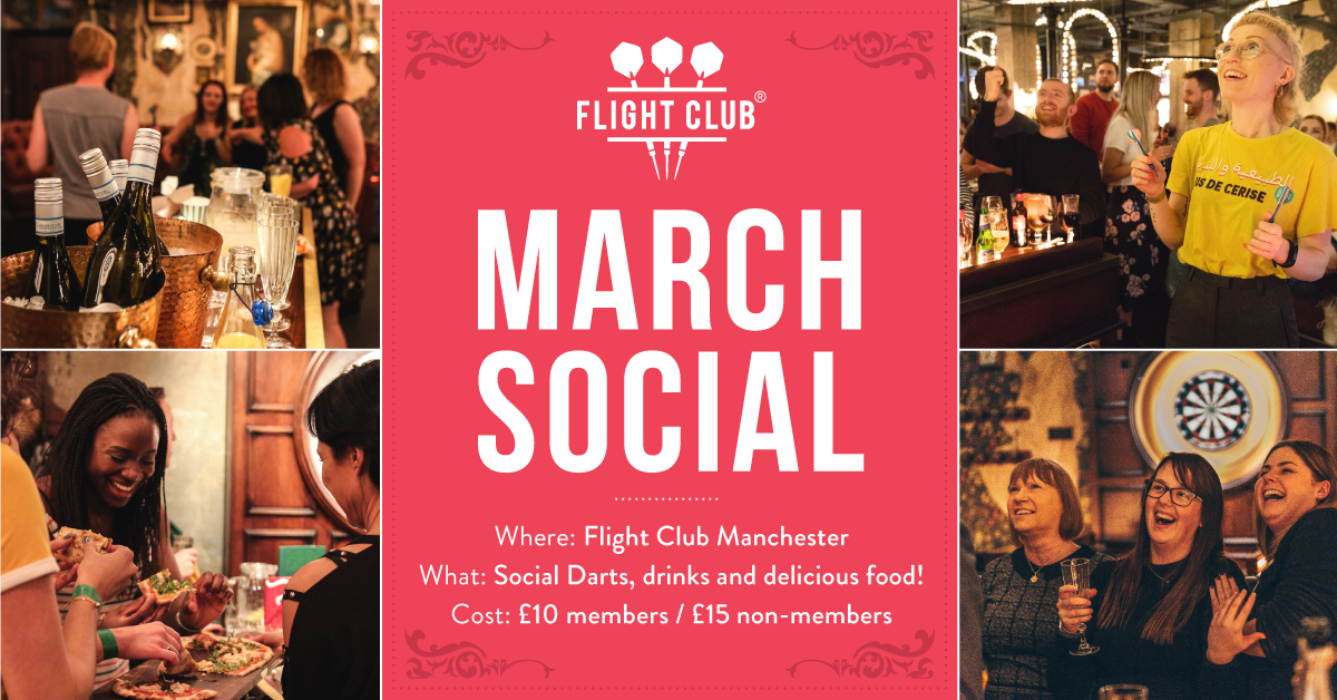 Fft Manchester - May Social